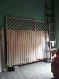 Portão fixo
