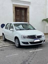 Renault Logan 1.6 8v completo Gnv