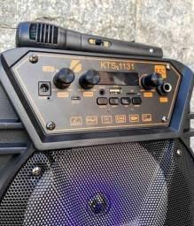 Caixa de som Bluetooth KTS 1131