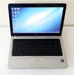 Notebook Hp G42 Amd Dual Core 4gb 500gb 14' Usado