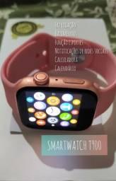 Smartwatch rosé presente ideal para o dia das mães