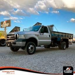 Caminhão Ford F-4000 4x4 Diesel 2016