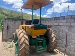 Trator e máquina Zanello