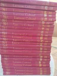 Larousse Cultural 24 Volumes Completa