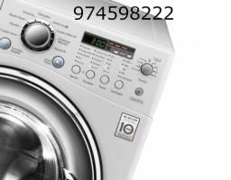 Assistência técnica lavadoras e lava e seca ( menor preço )