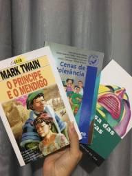 Livros de paradidático escolar