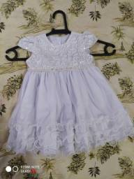 Vendo vestido de batizado de menina