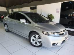 Lindo Honda Civic 1.8 LX Automático 2007 com Multimídia !!!
