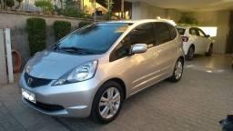 Raridade*Honda Fit EX 1.5 Manual*Ar Condicionado Digital*Rodas de liga Aro 16- 2009