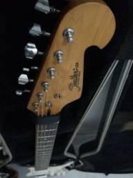 (BAIXEI O PREÇO) Guitarra Strato Shelter USA