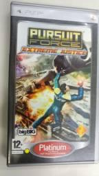 PSP - Pursuit Force Extreme Justice - original