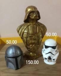 Peças em impressão 3D