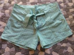 Lote shorts tamanho 38