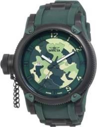 Relógio Invicta Men's 1197 Russian Diver Collection Camo Watch