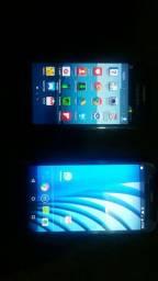 Samsung galaxy s3 mini mais moto g1