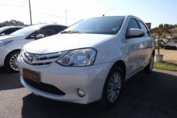 Toyota etios hatch 2016 1.5 xls 16v flex 4p manual - 2016