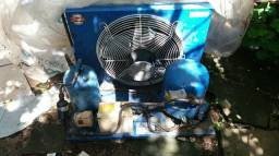 Compressor de Refrigeração trifásico