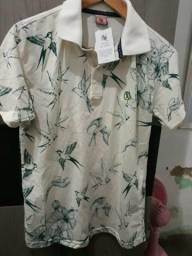 Blusa masculina nova na etiqueta tamanho M