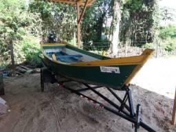Motor barco e carretinha - 2010
