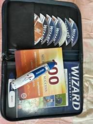 Livro Wizard W2 com caneta Wizpen