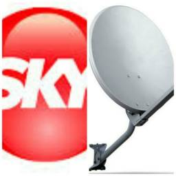 Instalações SKY OITV NET CLAROTV