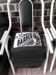Acento infantil para barbeiro