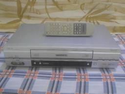 Vídeo Cassete Semp Toshiba 7 Cabeças com Controle - X-912