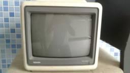TV portátil 10 poleg.color não funciona