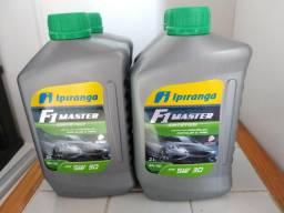 4 Óleo lubrificante de motor