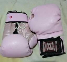 Luvas feminina para boxe e/ou muay thai