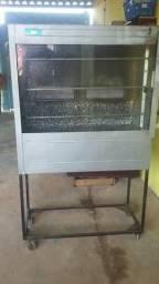 Maquina de assar Frango usada