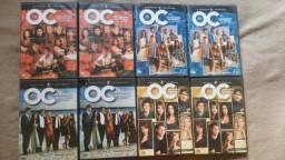 Torro coleção completa The OC originais 26 Dvd's (ITAJAÍ)