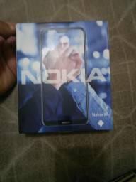 Nokia X6 64gb sistema android .