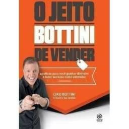 Livro O jeito Bottini de vender