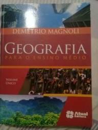Livro de Geografia Demétrio Magnoli