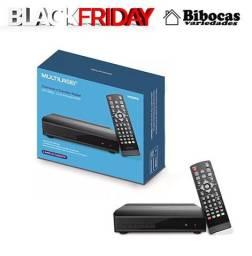 Conversor Digital Multilaser E Gravador Hd 1080p a preço de Black Friday