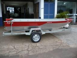 Barco de Alumínio Buricá 420 NOVO - 2018 - 2018