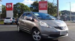HONDA FIT LX 1.4 16V MT FLEX Cinza 2010/2011 - 2010