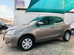 Toyota Etios XS 1.5 AUT., 2017 , Revisado Kuruma ,Oportunidade !!! - 2017