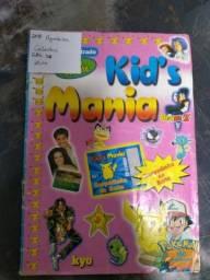 Álbum kid's mania