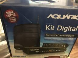 Gravador e Conversor digital
