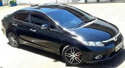 Honda Civix EXS (2012/2012) - 1.8 16V I-VTEC (Flex) - 2012