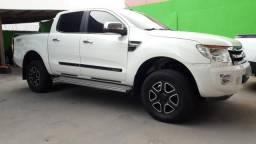 Ford Ranger XLT 4x4, Ano 2014-2014 (Vendo) - 2014