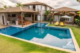 Casa com 5 dormitórios à venda, 500 m² por R$ 3.000.000,00 - Praia do Forte - Mata de São