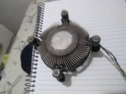 Cooler para processador socket 1155 comprar usado  São Paulo