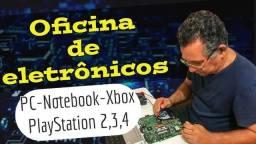Especializado em Notebook, Pc, Xbox, PlayStation e Eletrônicos