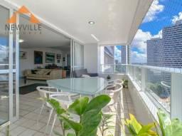 Apartamento com 5 quartos à venda, 668 m² por R$ 1.500.000,00 - Casa Forte - Recife/PE
