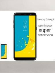 Sansung Galaxy j8 preto original