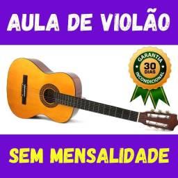 Curso de violão para iniciante - Esqueça mensalidade!