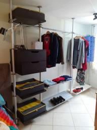 armário modulado para closet